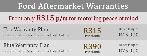 Ford aftermarket warranty prices for figo fiesta ecoboost ecosport ranger